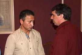 Ricardo y Elias