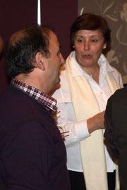 Eulogio y Vicentina