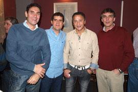 Linares - Toño - Ricardo y Elias