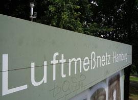 Luftmeßnetz Abdichtung Flüssigkunststoff Dach Hamburg
