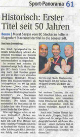 boxclub stockerau presse