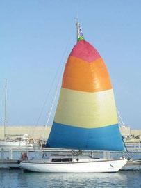Siroco - despedidas soltera barco mojacar