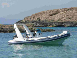 Day Cruisser - despedida barco mojacar