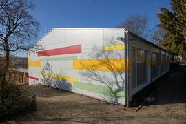 Bauleitung Sanierung Turnhalle, Entwurf: Michael Lambertz