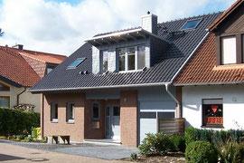 Formischweg: Umbau Wohnhaus, neue Dachgauben und Balkon