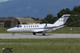 D-CJET Ce525B 525B-0349 Air Hamburg