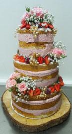 Naked Cake Renates Torten Design