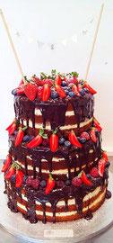 Naked Cake  Vorarlberg Renates Torten Design