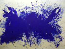 Bleu IKB d'yVes Klein