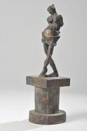 Badende - Bronze -