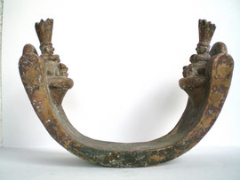 Verhandlungsgespräch -Bronze - L 28,5 cm - 2002