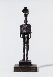 Narr - Bronze - H 23 cm - 1997