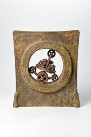 Rundfahrt - Bronze - H 58 cm - 2010