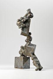 Zuversicht -Bronze - H 37 cm - 2004