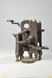 Labyrinth -Bronze - H 27 cm - 2006