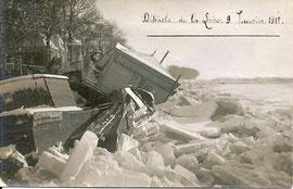 Escale d'hydravions en 1929