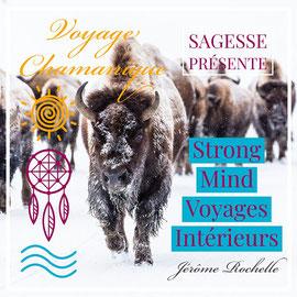 Sagesse Présente - Strong Mind Voyages Intérieurs - Voyages chamaniques par Jérôme Rochelle