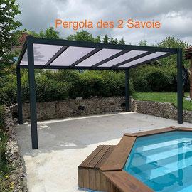 Equipez votre piscine avec un Pool House design en aluminium thermolaqué label Qualicoat qualimarine, garantie 10 ans.