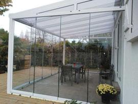Vous souhaitez profiter au mieux de votre pergola en hiver, transformer, aménager et équiper sa terrasse en jardin d'hiver. Votre terrasse deviendra le lieu de détente de toute la famille. Vous pourrez mème insataller un jacuzzi spa.