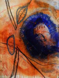 geschichten ohne titel, #1, 2015, mm auf bütten, 57x76 cm