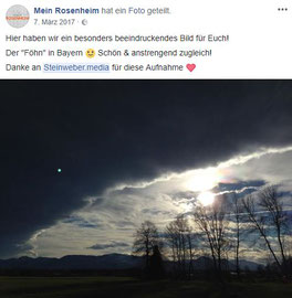 steinweber.media | Bild auf facebook.com/meinrosenheim