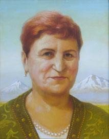Портрет Светланы Туркмановны Михеевой
