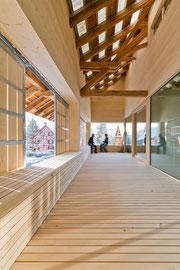 Natürliche Architektur im Thurgau
