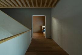 Stallumbau Gizehus Amriswil: Ins Wohnzimmer (Foto Stephanie Künzler)