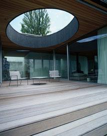 Moderne Architektur in der Ostschweiz