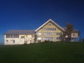 Wohnliche Architektur im Appenzell