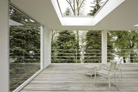 Luftige Architektur am Bodensee