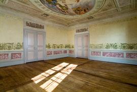 Historische Architektur im Bodensee