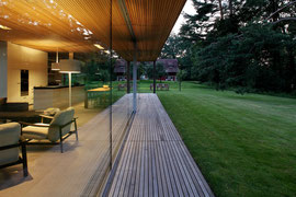 Elegante Architektur am Bodensee