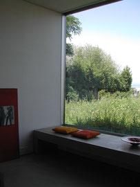 Fisherman's Friend Romanshorn: Ramenloses Fenster