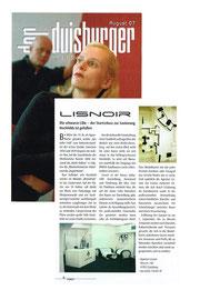 01.08.2007 - DER DUISBURGER