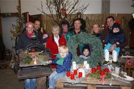 Advent Familie Dressler 2013