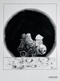 14.3. Stephen Hawking mit 76 Jahren verstorben