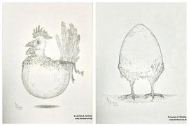 Internationaler Tag des Eies am 13. Oktober