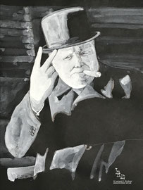 Winston churchill Tag
