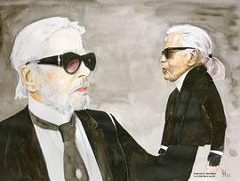 Karl Lagerfeld wird 85
