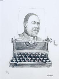 4. April 1968 Ermordung Von Martin Luther King