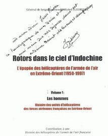 Dédicace de Jean BILLAUD.