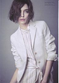 FASHION EDGE 72   2013   hair :Hayashi Seima  make: Shimizu Mami