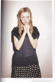 Palm bis chapter3  / hair&make: Shimizu Mami