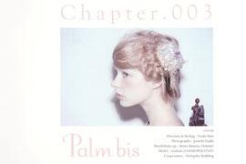 Palm bis chapter3  COVER /  hair&make: Shimizu Mami