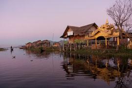 Birmanie - Lac Inle © Olivier Philippot