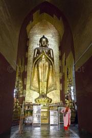 Bagan - Temple Ananda © Olivier Philippot
