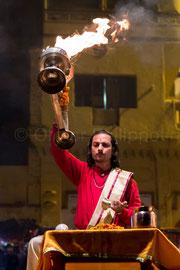 Reportage Ganga Aarti à Varanasi 10 © Olivier Philippot