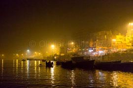 Reportage Ganga Aarti à Varanasi 1 © Olivier Philippot