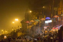 Reportage Ganga Aarti à Varanasi 3 © Olivier Philippot